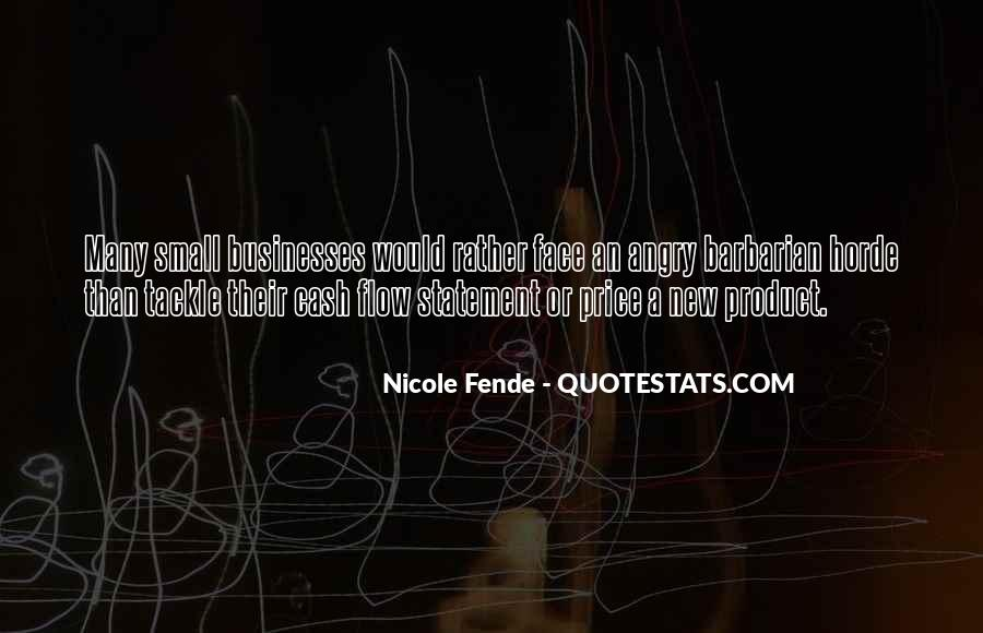 Nicole Fende Quotes #199699