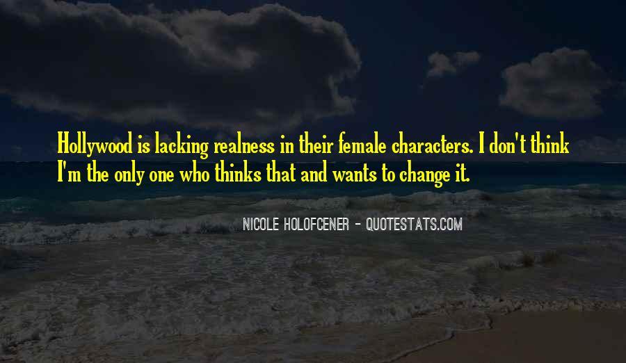 Nicole Holofcener Quotes #1051419