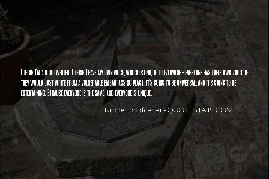Nicole Holofcener Quotes #1131340