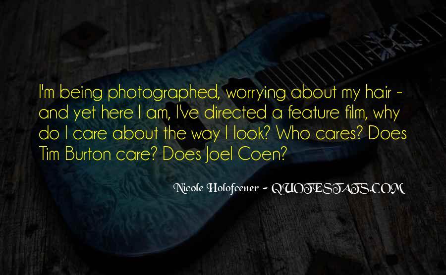 Nicole Holofcener Quotes #1203525