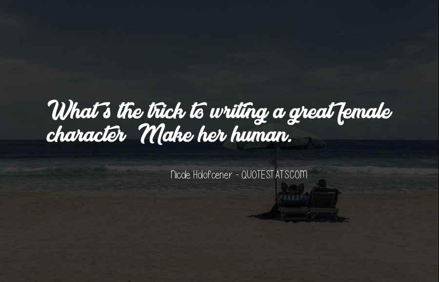 Nicole Holofcener Quotes #1474652