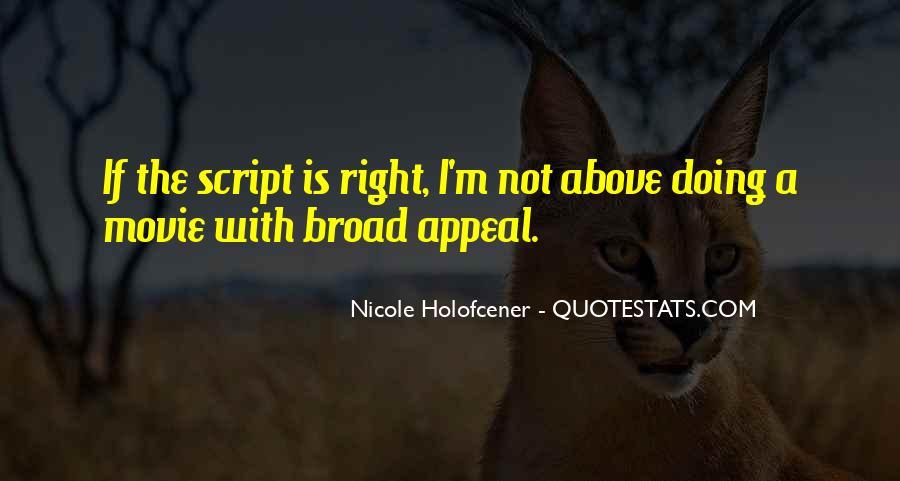 Nicole Holofcener Quotes #1763645