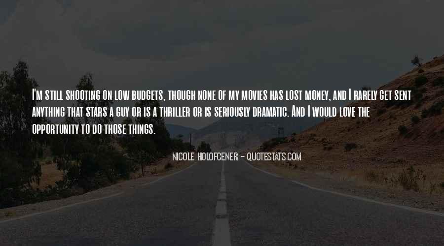 Nicole Holofcener Quotes #209034