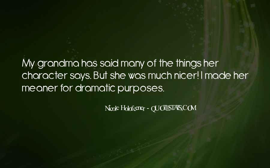 Nicole Holofcener Quotes #346780