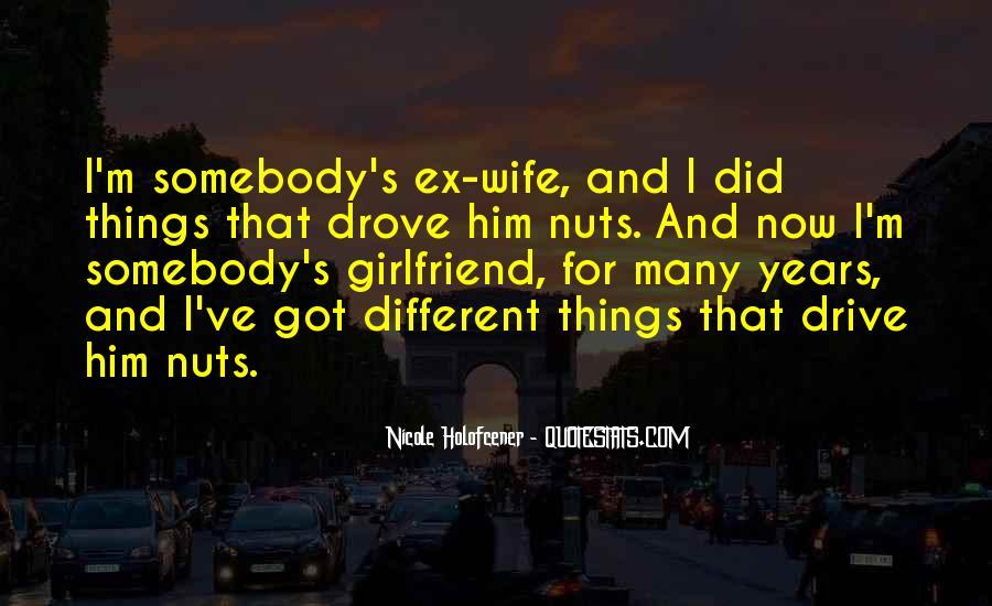 Nicole Holofcener Quotes #70657