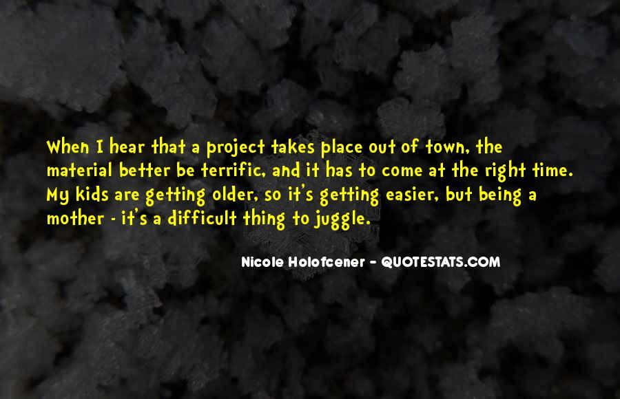 Nicole Holofcener Quotes #977469