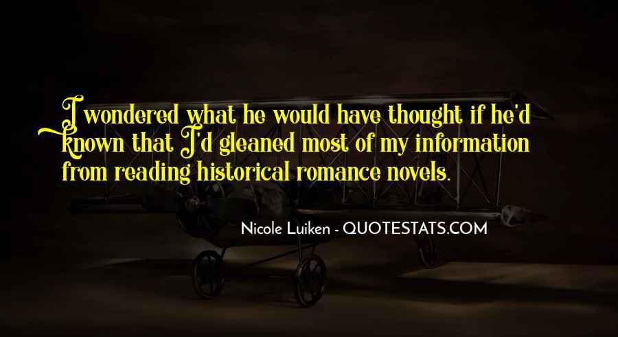 Nicole Luiken Quotes #361836