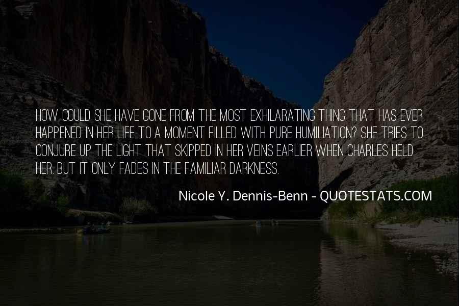 Nicole Y. Dennis-Benn Quotes #1531458