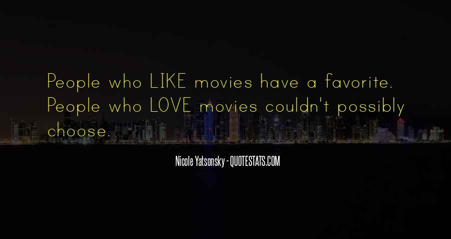 Nicole Yatsonsky Quotes #1558899
