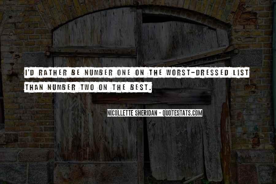 Nicollette Sheridan Quotes #1413360