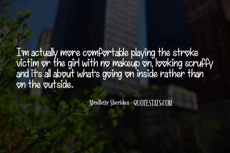 Nicollette Sheridan Quotes #1704098