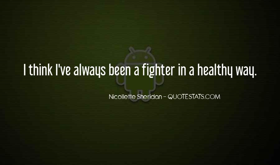 Nicollette Sheridan Quotes #335892