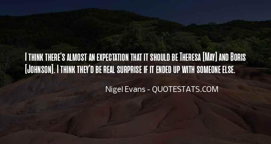 Nigel Evans Quotes #759813