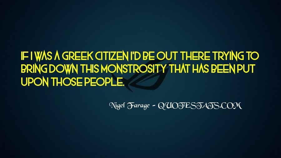 Nigel Farage Quotes #1059272