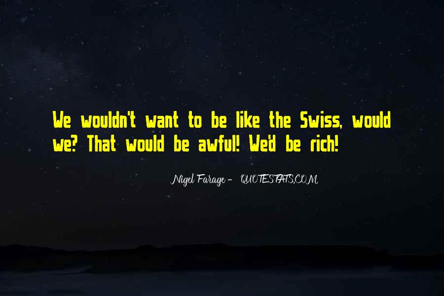 Nigel Farage Quotes #136050