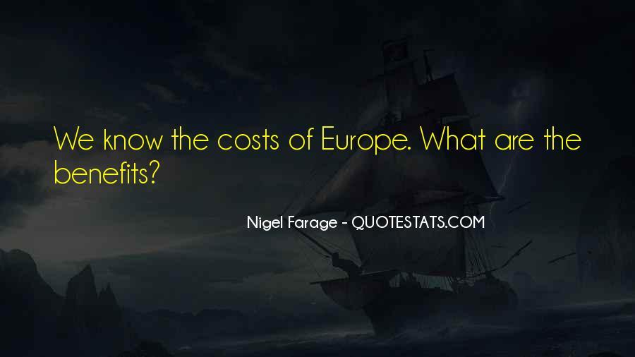Nigel Farage Quotes #1541604