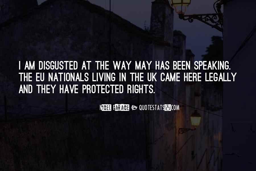 Nigel Farage Quotes #155153