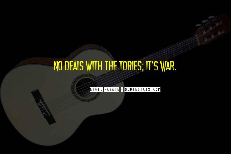 Nigel Farage Quotes #1591602