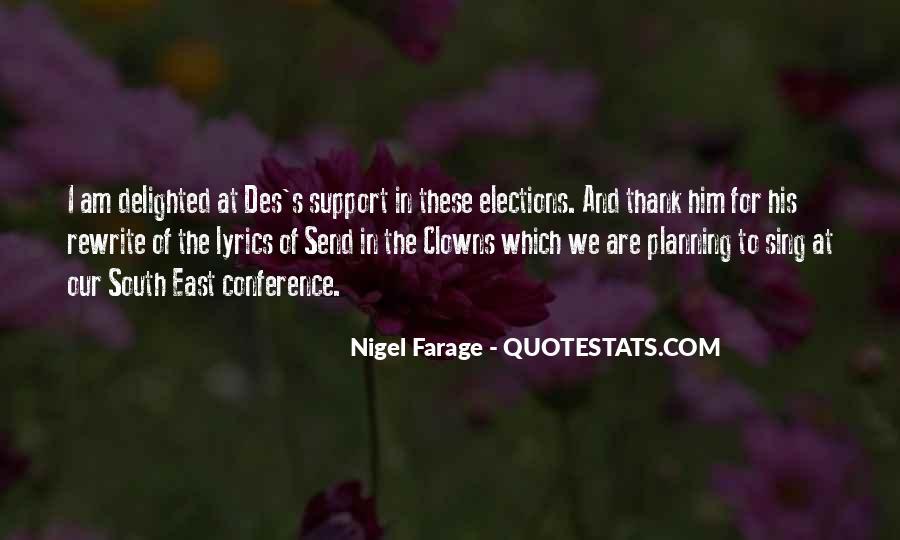 Nigel Farage Quotes #1739165