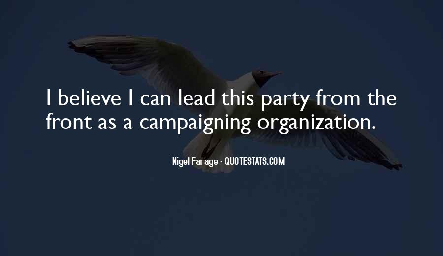 Nigel Farage Quotes #183133