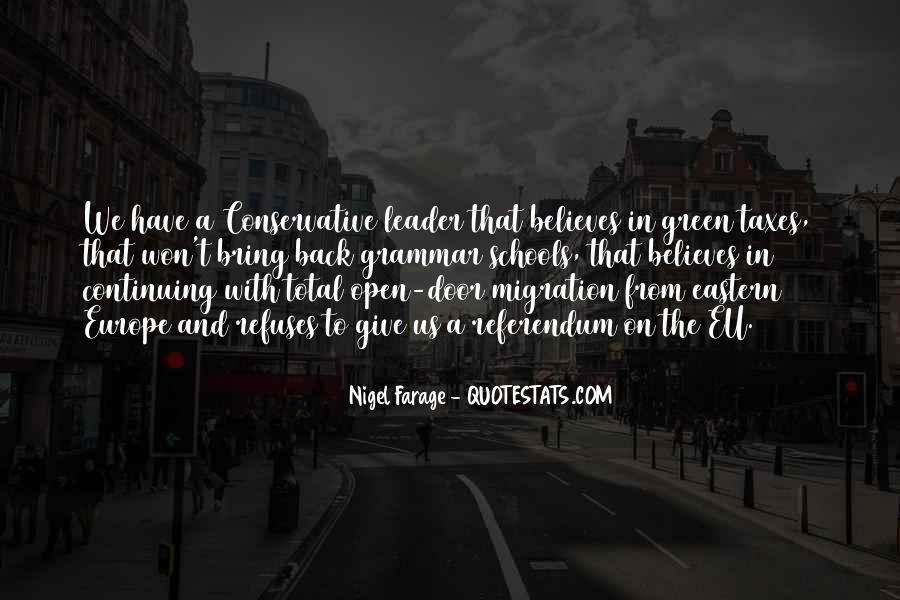 Nigel Farage Quotes #2207