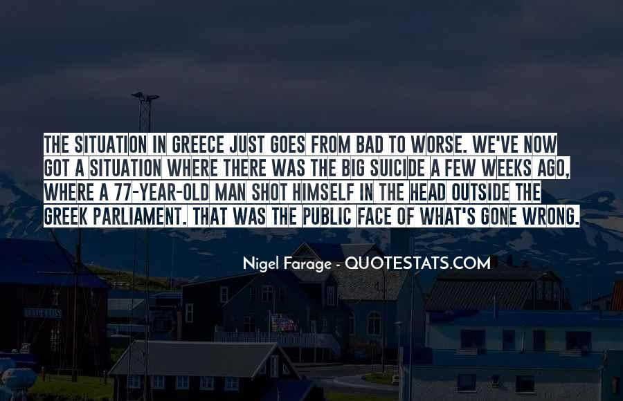 Nigel Farage Quotes #31369