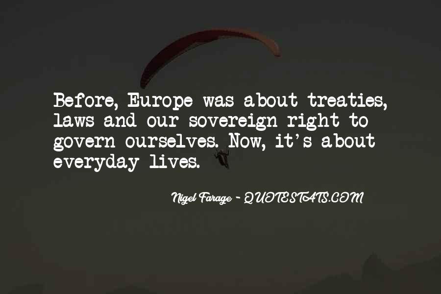 Nigel Farage Quotes #441017