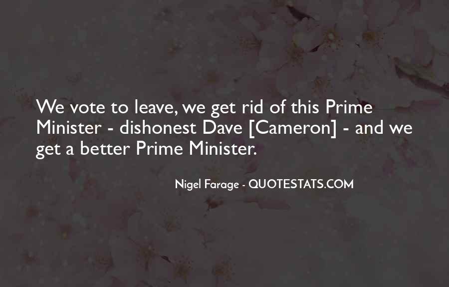 Nigel Farage Quotes #973471