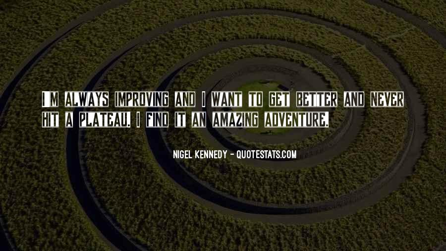 Nigel Kennedy Quotes #702047