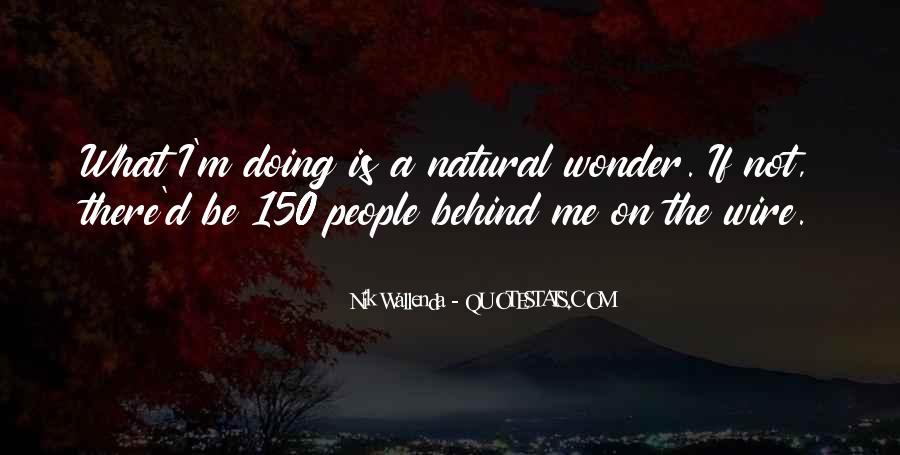 Nik Wallenda Quotes #1010291