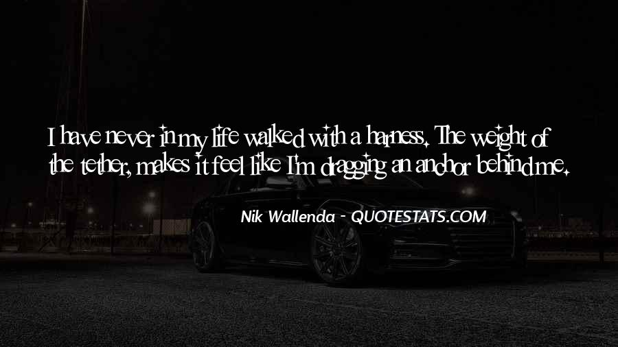 Nik Wallenda Quotes #1162473