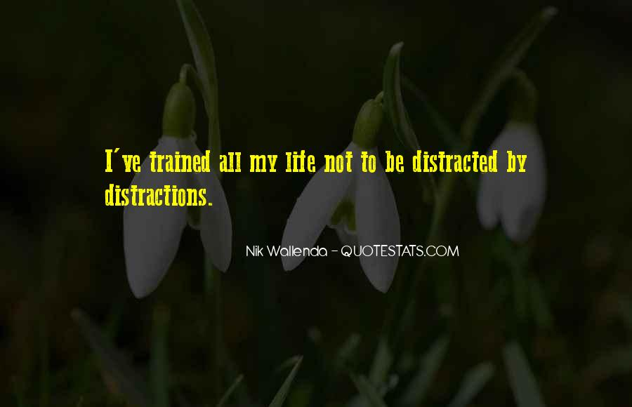 Nik Wallenda Quotes #118662