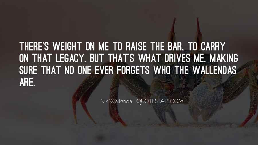 Nik Wallenda Quotes #1223915