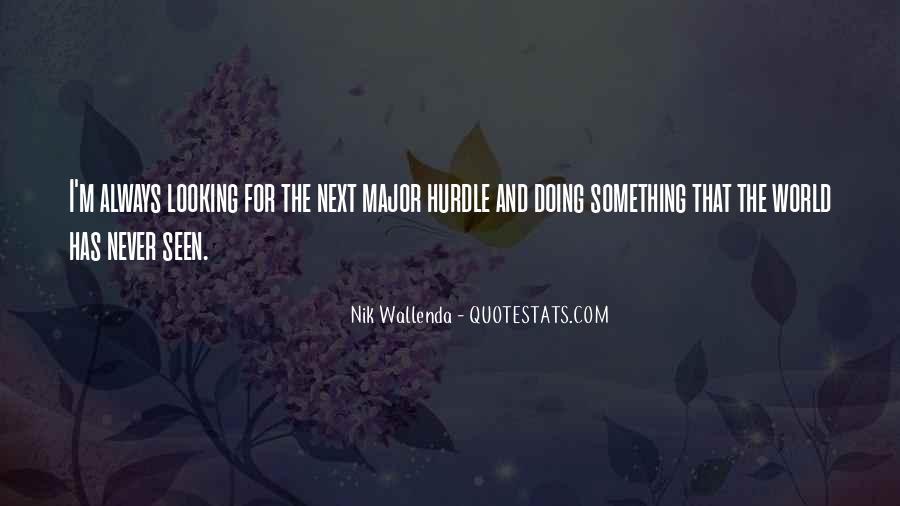 Nik Wallenda Quotes #1272447
