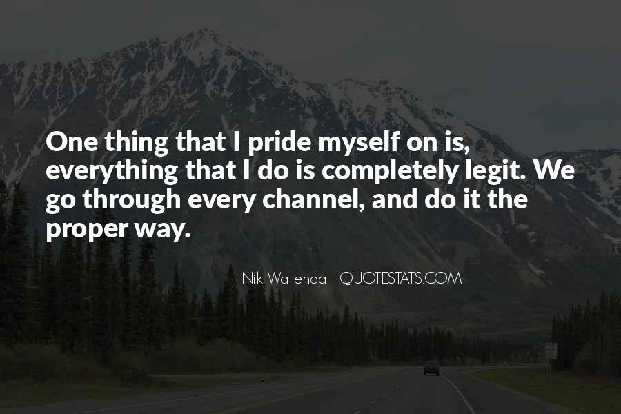 Nik Wallenda Quotes #1590405