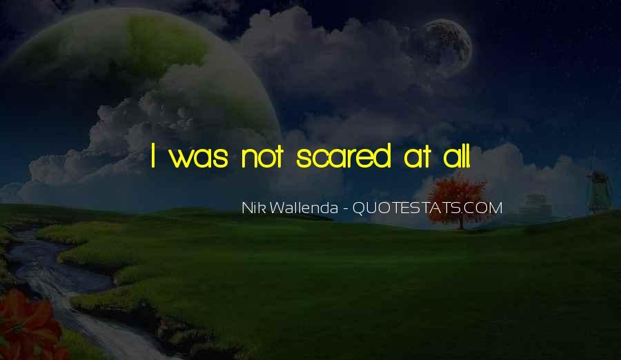 Nik Wallenda Quotes #189692