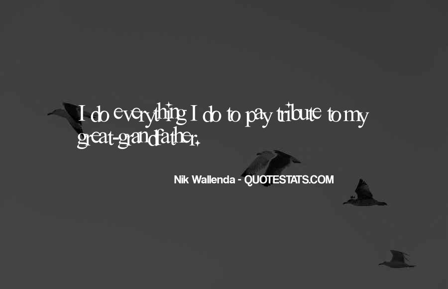 Nik Wallenda Quotes #232263