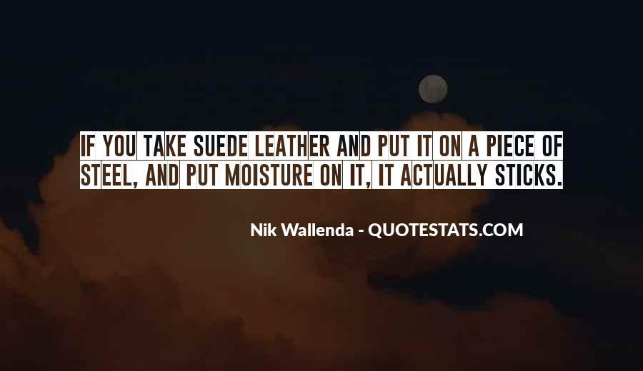 Nik Wallenda Quotes #343811