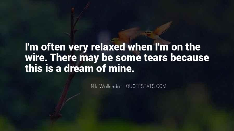 Nik Wallenda Quotes #563391