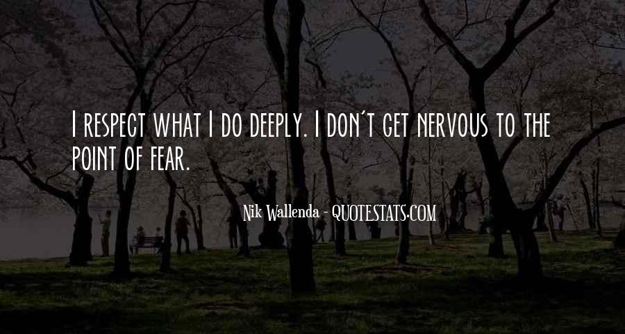 Nik Wallenda Quotes #668891