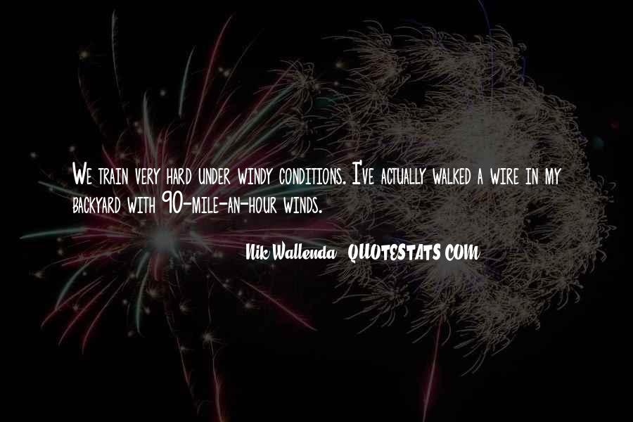 Nik Wallenda Quotes #676071