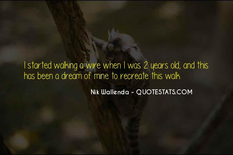 Nik Wallenda Quotes #882474