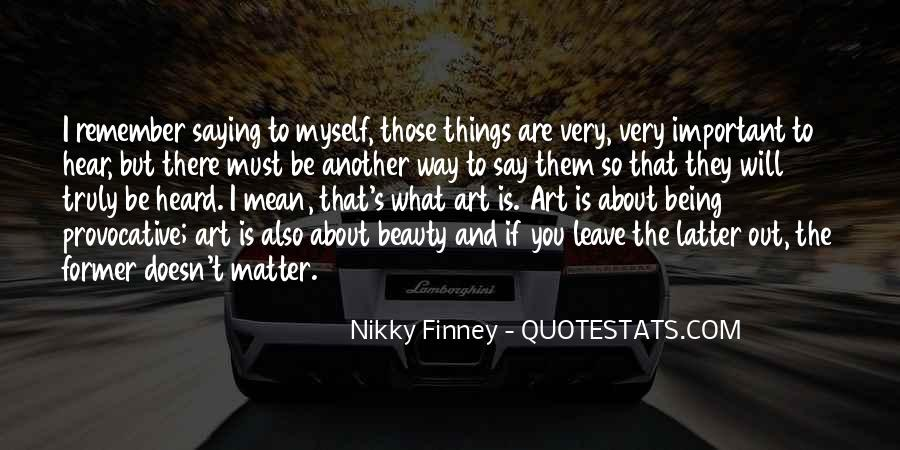 Nikky Finney Quotes #25818