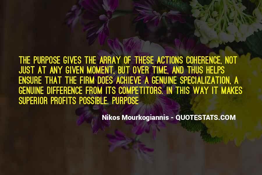 Nikos Mourkogiannis Quotes #1278522