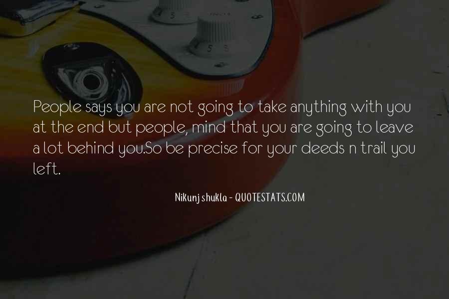 Nikunj Shukla Quotes #548466