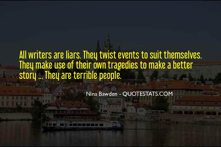 Nina Bawden Quotes #1072656