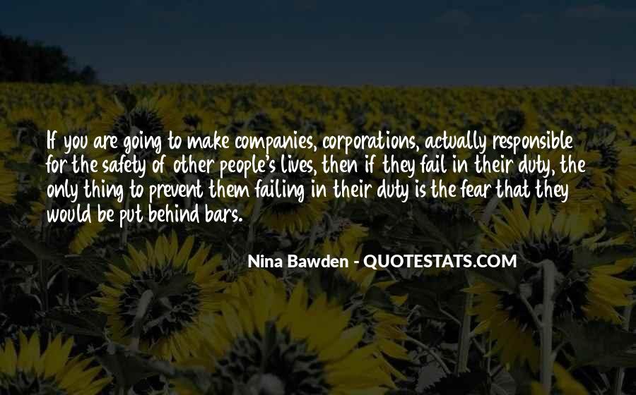 Nina Bawden Quotes #1187501