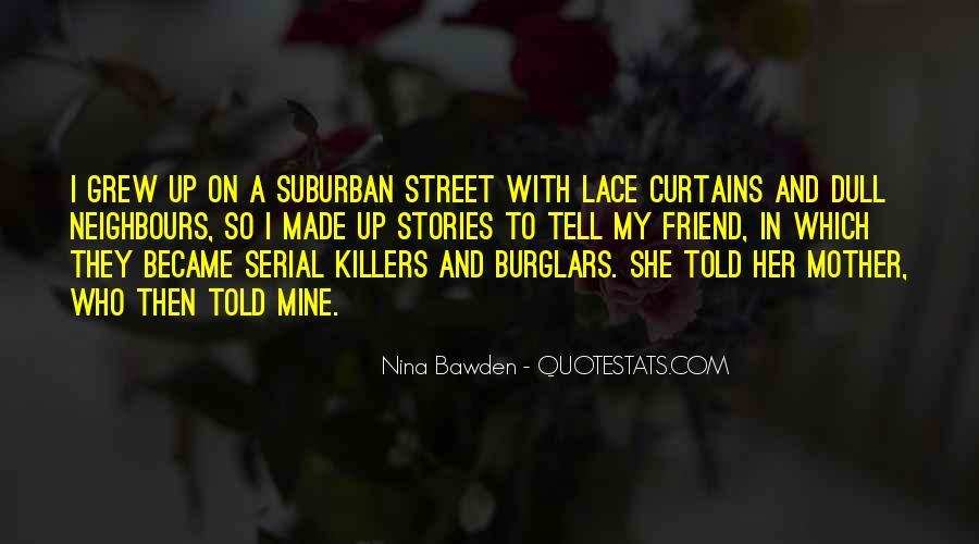 Nina Bawden Quotes #1825630