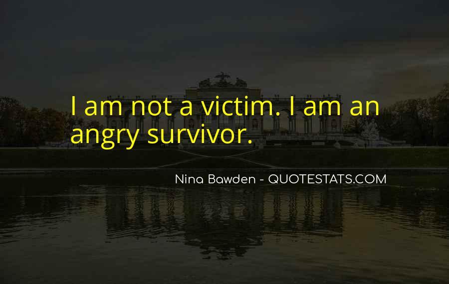 Nina Bawden Quotes #1869248