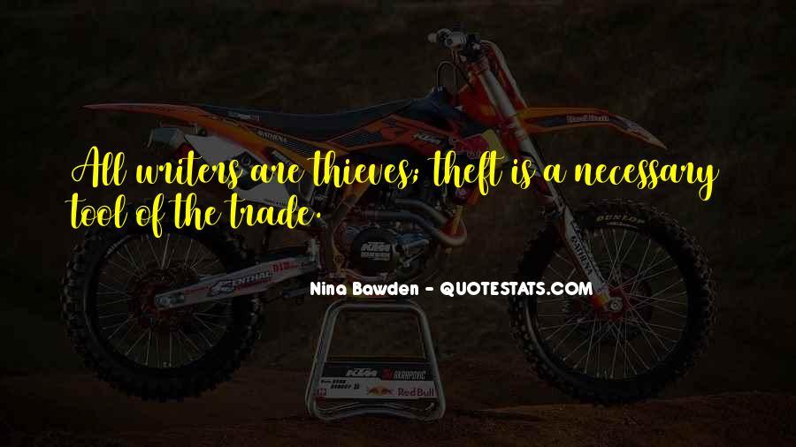 Nina Bawden Quotes #491672